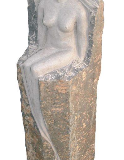 Basalt Säule Jungfrau