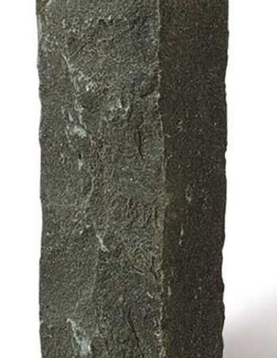 Basalt Schwarz Palisade 12/12cm