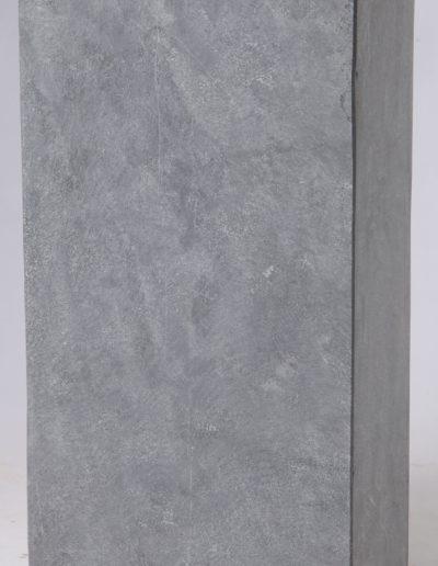 Blaustein Palisade rechteckig