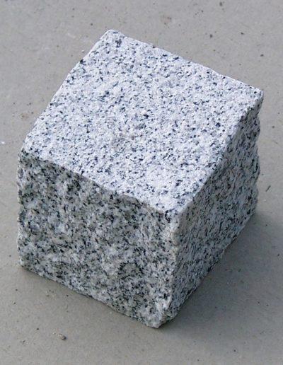 Granit Pflaster Grau