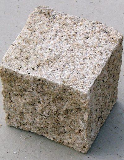 Granit – Pflaster Portugal Gelb