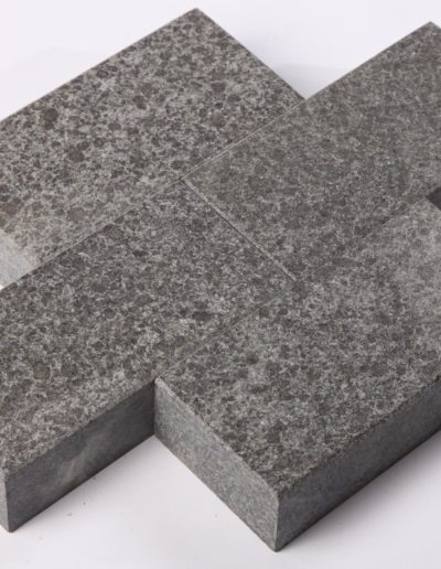 Klinker – Pflaster Basalt